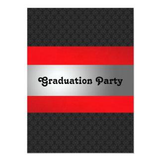 La fiesta de graduación invita invitación