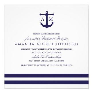 La fiesta de graduación náutica de la marina de gu