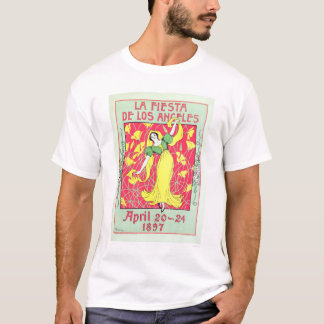 La Fiesta de Los Angeles 1897 T-Shirt