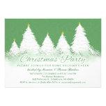 La fiesta de Navidad invita a verde con los árbole Anuncios