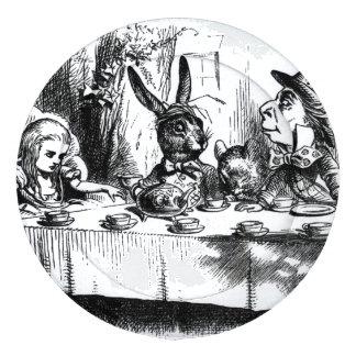La fiesta del té 2 del sombrerero enojado