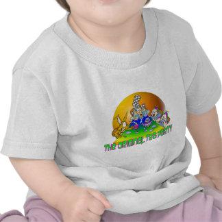La FIESTA DEL TÉ original Camiseta