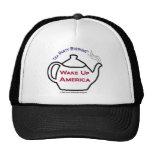 La fiesta del té TP0101 despierta el gorra de Amér