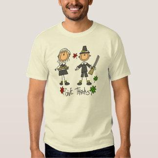 La figura del palillo da la camiseta de las remeras