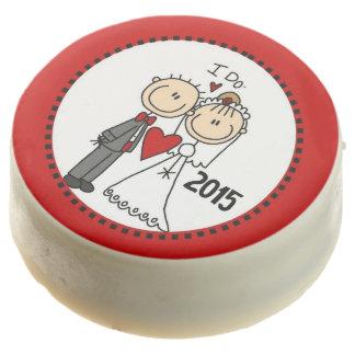 La figura novia del palillo y el novio 2015