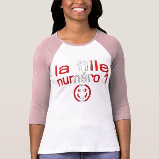 La Fille Numéro 1 - Number 1 Daughter in Canadian Shirts