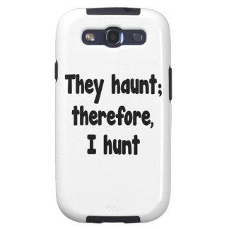 La filosofía del cazador del fantasma