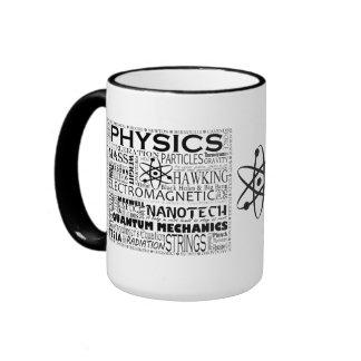 La física con una taza del átomo