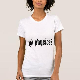 ¿la física conseguida? playeras