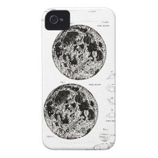 La física de Astro del planeta de la Sistema Solar iPhone 4 Carcasa