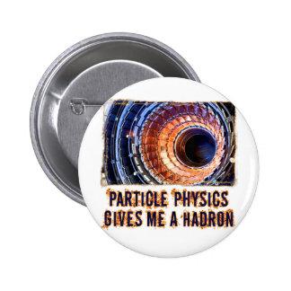 La física de partícula pin