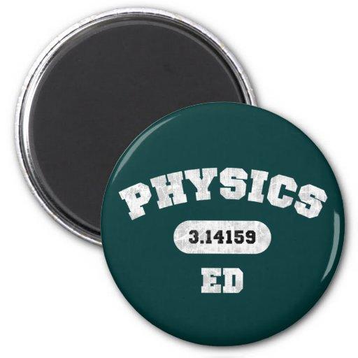 La física Ed Imanes