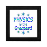 La física es la más grande caja de regalo