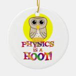 La física es un pitido adornos