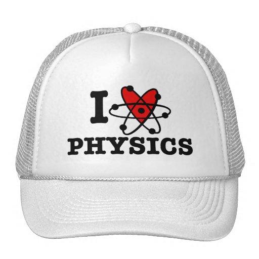 La física gorro de camionero