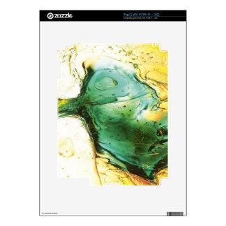 la física iPad 2 calcomanía
