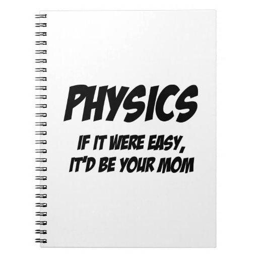 La física libreta