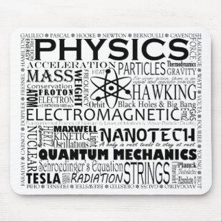 La física Mousepad