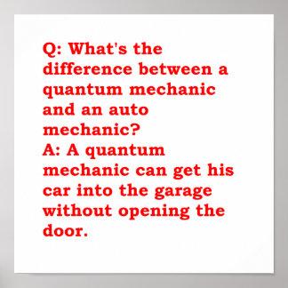 la física posters