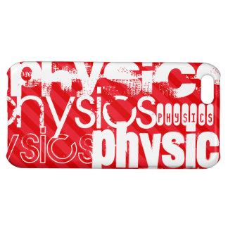 La física; Rayas del rojo del escarlata