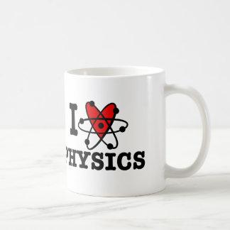 La física taza
