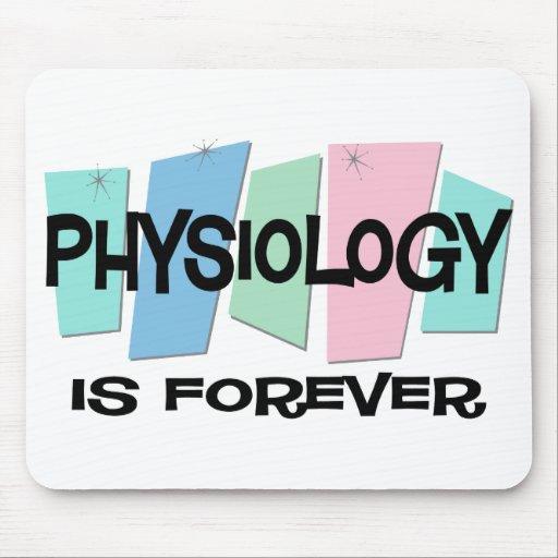 La fisiología es Forever Alfombrillas De Ratones