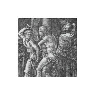 La flagelación de Albrecht Durer Imán De Piedra