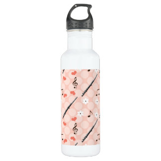 La flauta BPA del amor de la paz libera