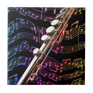 La flauta es mi Passion_ Teja Ceramica