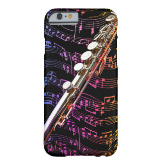 La flauta es mi Passion_ Funda Para iPhone 6 Barely There