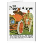 La flecha de Pierce Tarjeton