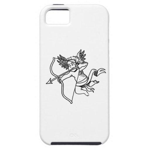 La flecha del Cupid iPhone 5 Carcasa
