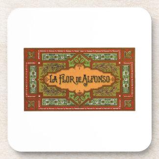 La Flor De Alfonso Coasters