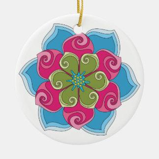 La flor de Annette Ornamento De Reyes Magos