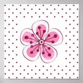 La flor de la promesa póster