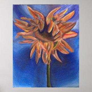 La flor de Tearra Póster