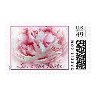 La flor del boda sella #5 franqueo