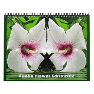 La flor enrrollada corrige el calendario 2012 del