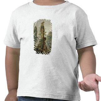 La flor mística camiseta