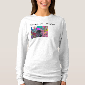 La Flor Negra T-Shirt