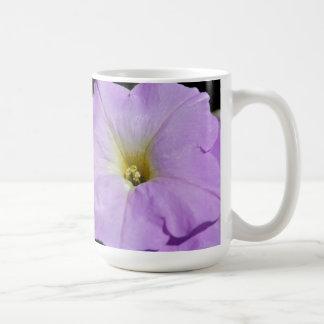 La flor salvaje púrpura de Saratoga mediados de ag Taza De Café