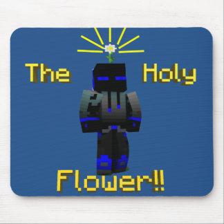 ¡La flor santa Mousepad!! Alfombrilla De Ratón