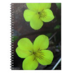 La flora de Kooskooskia Idaho florece el Wildflowe Libreta