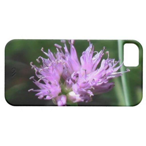 La flora de Umatilla Oregon florece la botánica de iPhone 5 Case-Mate Cárcasa