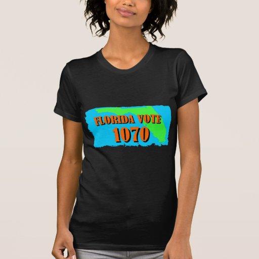 La FLORIDA 1070 Camisetas