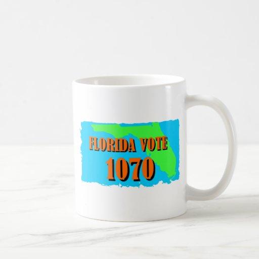 La FLORIDA 1070 Taza De Café