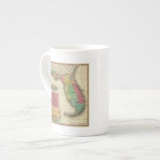 La Florida 10 2 Taza De Porcelana