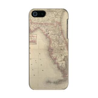 La Florida 10 Carcasa De Iphone 5 Incipio Feather Shine