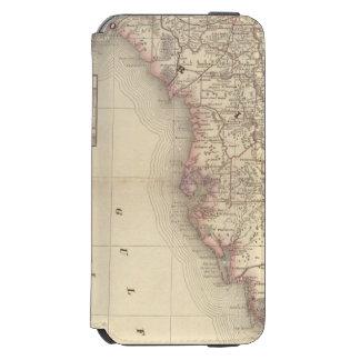 La Florida 10 Funda Billetera Para iPhone 6 Watson
