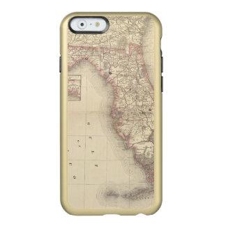 La Florida 10 Funda Para iPhone 6 Plus Incipio Feather Shine